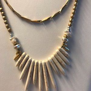 Stella and Dot Layer Necklace